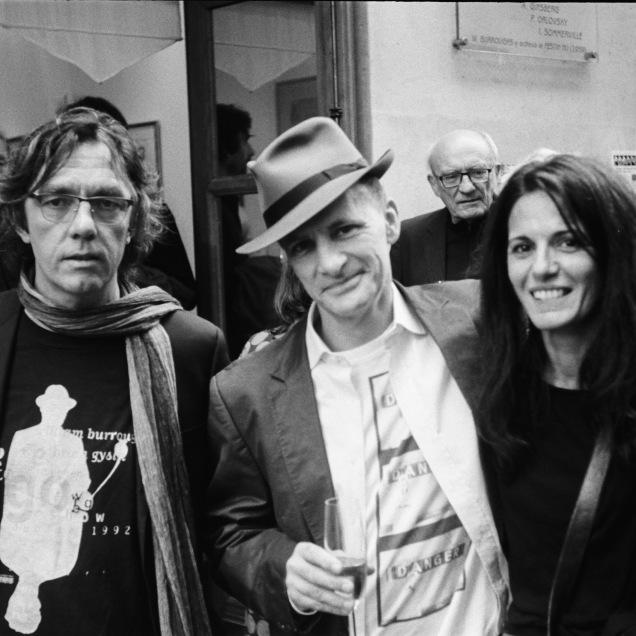 Frank R, Oliver H and Peggy P © Marek Pytel